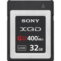 Sony  QD-G32A 32GB XQD Format Version 2 Memory Card with reader