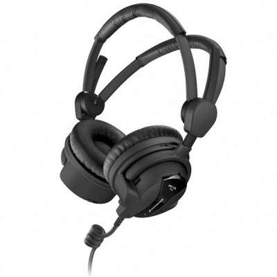 Sennheiser HD-26 PRO Professional Headphone Perfect for Radio & TV Broadcast Production