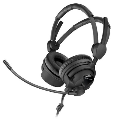 Sennheiser HME-26-II 100 Ultra light weight Professional Headphone for Broadcaster
