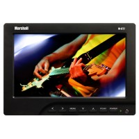 "Marshall Electronics M-CT7 7"" Portable Camera-Top Field Monitor"