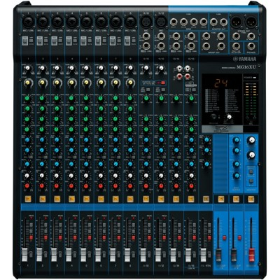Yamaha MG-16UX 16 Channel Audio Mixer with USB input