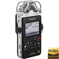Sony PCM-D100 High Resolution Portable Field Stereo Recorder