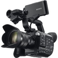 Sony PXW-FS5K 4K XDCAM Super 35 Camera System with Zoom Lens