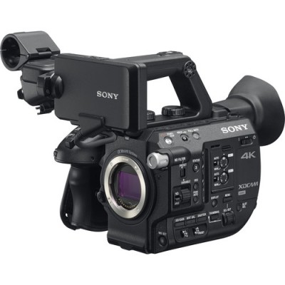 Sony PXW-FS5L 4K XDCAM Super35 Camcorder without len