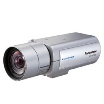 Panasonic WV-SP306 Fixed Network Color H.264 HD Camera