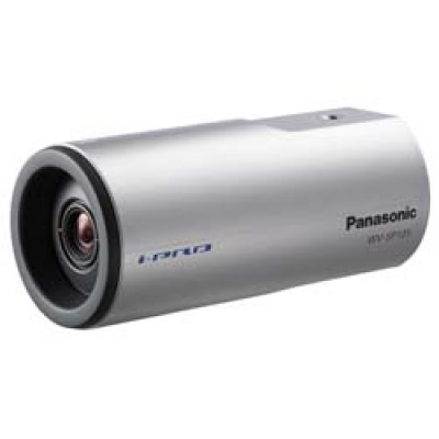 Panasonic WV-SP105 Fixed Network Color Camera