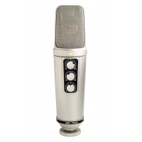 "Rode NT2000 Seamlessly Variable Dual 1"" Condenser Microphone"