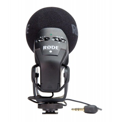 Rode Stereo VideoMic Pro Stereo On-camera Microphone