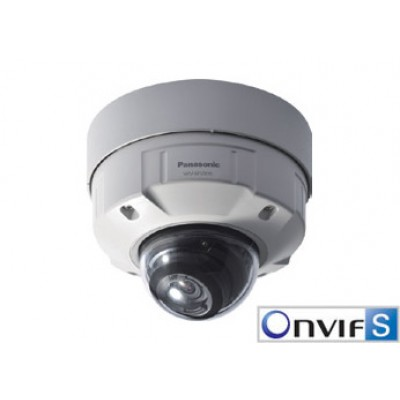 Panasonic WV-SFV310 Super Dynamic HD Vandal Resistant & Waterproof Dome Network Camera