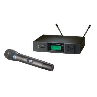 Audio Technica  ATW-3171B True Diversity UHF Handheld Wireless Microphone System