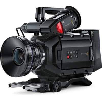 Blackmagic URSA Mini The world's lightest handheld Super 35 digital film camera