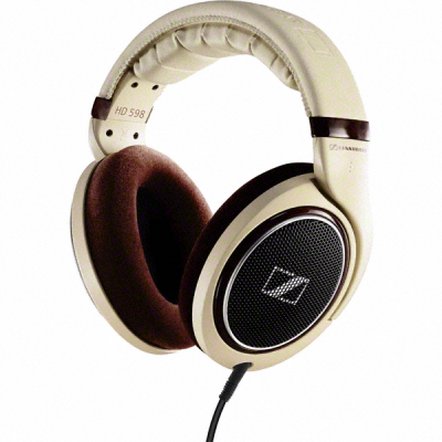 Sennheiser HD 598 High-end Open Circumaural Professional Stereo Headphone