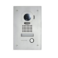 Aiphone JO-DVF Vandal Resistant Video Door Station