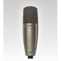 Shure KSM-42 Large Dual-diaphragm Cardioid Condenser Microphone for Studio