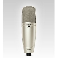 Shure KSM-44A Professional Multi-pattern (Cardioid, Omindirectional, bidirectional) Condenser Microphone