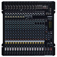 Yamaha MG-206C 20-Channels Professional Audio Mixer