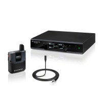 Sennheiser EW D1-ME2 Digital Lavalier Wireless Microphone System