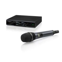 Sennheiser EW DI-835 Digital Cardioid Pattern Professional Handheld Wireless Microphone System
