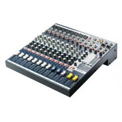 Soundcraft EFX-8 8-Channel Professional Effect Mixer