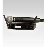 Shure GLXD24/SM58 Digital Handheld Wireless Microphone System