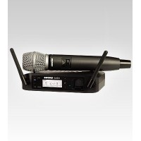 Shure GLXD24/SM86 Digital Handheld Wireless Microphone System
