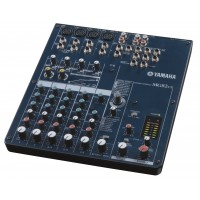 Yamaha MG-82CX 8-Channels Professional Audio Mixer
