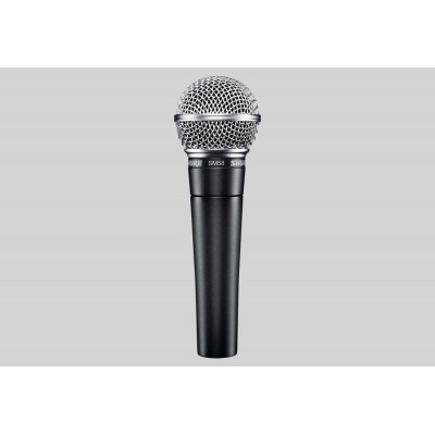 Shure SM-58 Professional Cardioid Pattern Dynamic Vocal Microphone