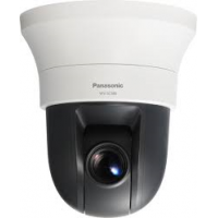 Panasonic WV-SC588 Super Dynamic Full HD Indoor/Outdoor Day/Night PTZ Dome Network Camera