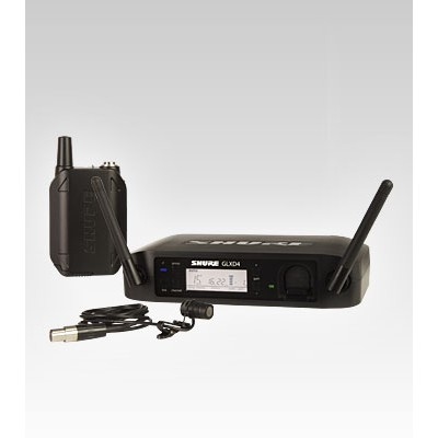 Shure GLXD14/WL185 Digital Lavalier Wireless Microphone System