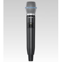 Shure GLXD2/BETA87A Digital Handheld Wireless Transmitter