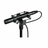Sennheiser MKH-40/P48 Cardioid RF Condenser Wired Studio Microphone