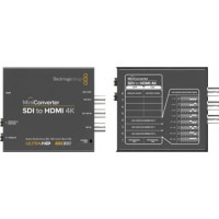 BlackMagicdesign Mini Converter SDI to HDMI 4K