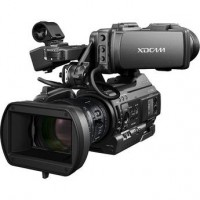 "Sony PMW-300K1 Three 1/2"" EXMOR FULL HD CMOS with 14X Fujinon HD Lens XDCAM camera"