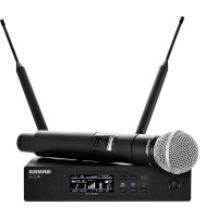 Shure QLXD24/SM58 Digital Handheld Wireless Microphone System